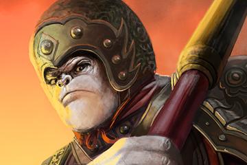 Tale of the Dragon Tanrı Tanıtımları : Sun Wukong