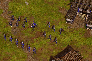 Age of Mythology'de Çin Ordusu