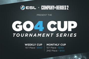 Company of Heroes 2 GO4 Turnuvası
