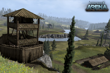 Total War : Arena – Rubicon Haritası