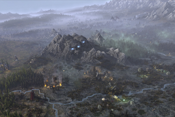 Total War : Warhammer'da Vampir Etkisi