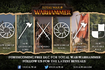 Total War : Warhammer'a Free LC Geliyor