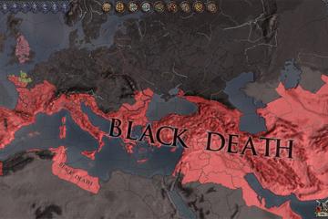Crusader Kings 2'ye Daha Çok Hastalık ve Ölüm Geliyor
