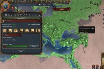 Europa Universalis IV'te Teknoloji Sistemi Sil Baştan