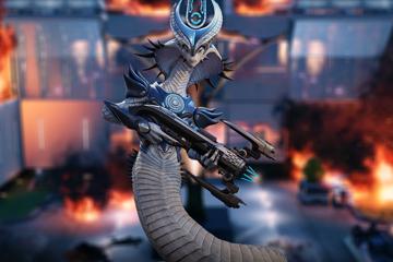 XCOM2'de Viper King