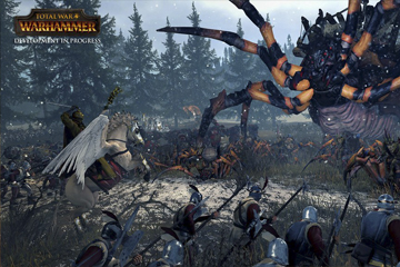 Total War : Warhammer'da Oyunun İlk Aşamaları