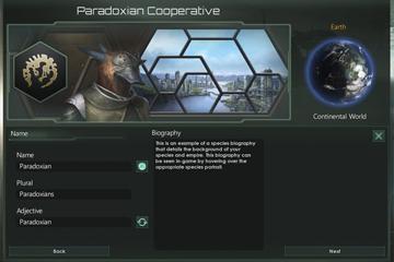 Stellaris – Clarke Yamasından Bilgiler