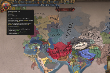 Europa Universalis IV – Büyük Güçler
