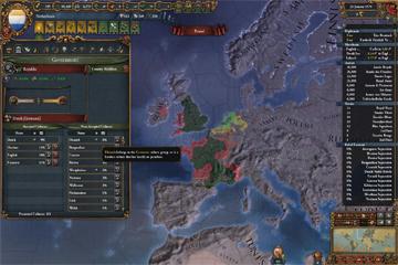 Europa Universalis IV'de Kültür Değişiklikleri