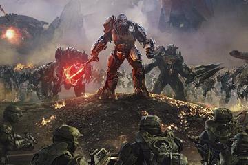 Halo Wars 2'den Mart Yaması