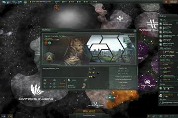 """Stellaris 1.2 """"Asimov"""" Yaması"""