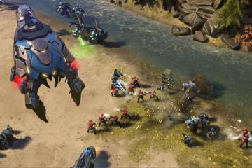 Halo Wars 2'den İlk Görseller