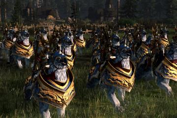 Total War : Warhammer'a Şöhretli Birlikler