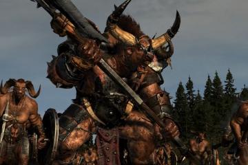 Total War : Warhammer'da Gorebull