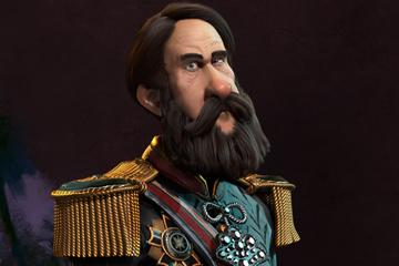 Civilization VI'da Brezilya'yı Pedro Yönetiyor
