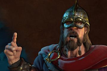 Civilization VI'da Norveç'i Harald Hardrada Yönetiyor