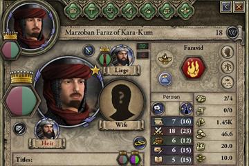 Crusader Kings II : 2.6.2 Yaması