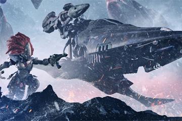 Dawn of War III Irk Tanıtımları : Eldar