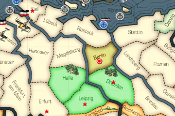 Hearts of Iron'da Erzak, Geliştirme ve Takviye Sistemlerinin Gelişimi