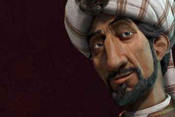 Civilization VI'da Arabistan'ı Selahaddin Yönetiyor
