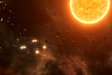 Stellaris : Yeni Grafikler ve Portreler