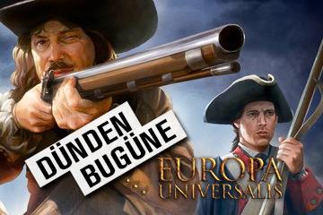 Dünden Bugüne: Europa Universalis