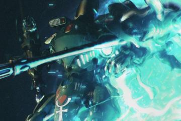 Dawn of War III – Wraithknight Tanıtıldı