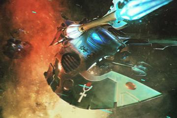 Dawn of War III Birim Tanıtımları : Fire Prism
