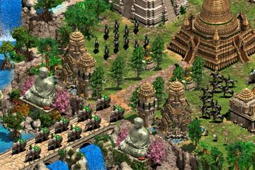 Age of Empires II – Rise of the Rajas Uygarlıkları: Burma