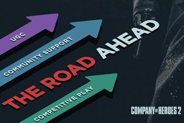 Company of Heroes 2'nin Yol Haritası