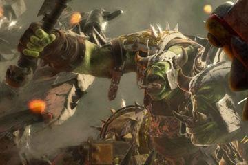 Dawn of War III'te Orklar Tanıtıldı