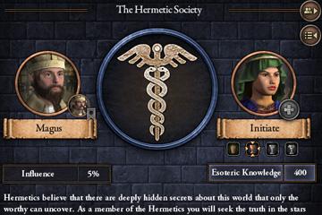 Crusader Kings 2'ye Hermetistler Geliyor