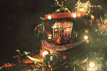 Dawn of War III: Beauty da Morkanaut