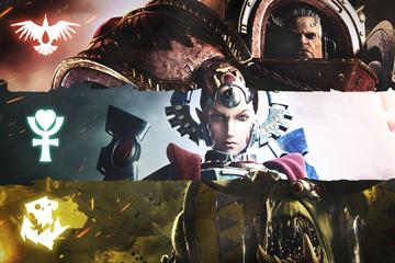 Dawn of War 3'te Tarafını Belirle