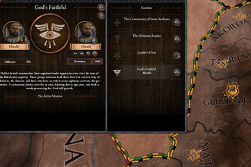 Crusader Kings II: Gizli Din Kültleri