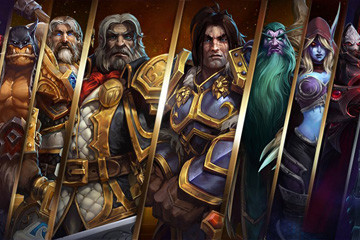 Heroes of the Storm – For Azeroth!