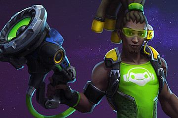 Heroes of the Storm – Lúcio, Freedom Fighting DJ
