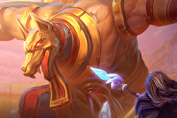 Heroes of the Storm – 19 Mayıs: Temple Arena