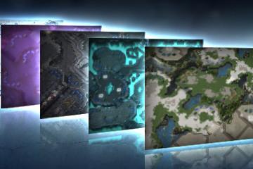 StarCraft 2'ye Yeni Haritalar