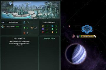 Stellaris – Yaşam Alanları