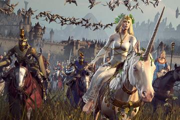 Total War: Warhammer'a Bretonnia İçin Tarih