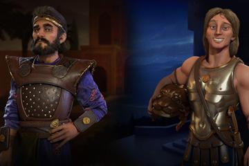 Civilization VI: Makedonya ve Persler Eklentisi