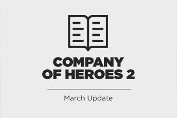 Company of Heroes 2 – 28 Mart Yaması