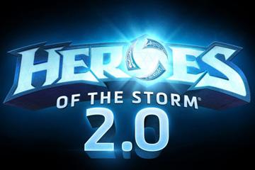Heroes of the Storm 2.0 Duyuruldu