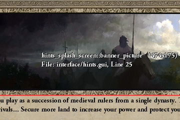 Crusader Kings II – Modlar ve Telemetri