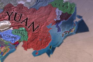 Europa Universalis IV – Sailor Değişiklikleri ve Yuan