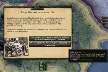 Hearts of Iron IV – Romanya Krallığı