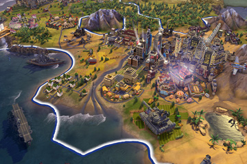 Civilization VI: Deluxe Edition Sahiplerine 2 Eklenti Daha