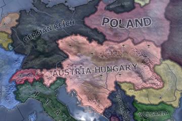 Hearts of Iron IV'te Macaristan Geliştirmeleri