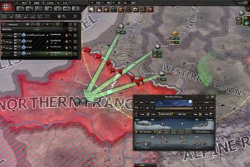 Hearts of Iron IV'e Hava Muharebesi Değişiklikleri